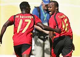 非洲新军安哥拉赢得尊敬
