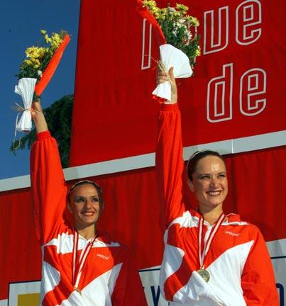 奥运历史巨星之基塞莱娃--花样游泳三金得主