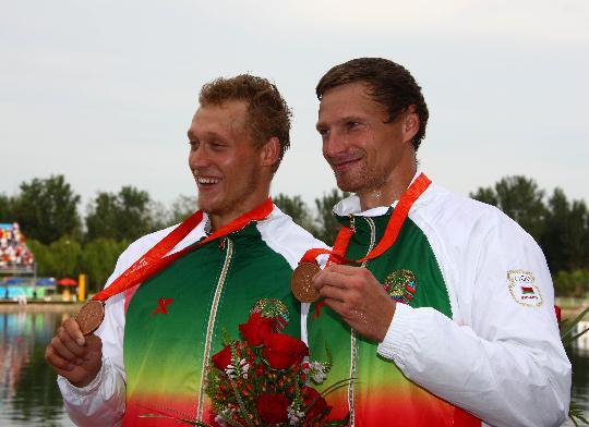 男子双人皮艇500米决赛