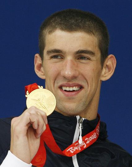 北京奥运共破38项世界纪录 中国选手6次改写四项