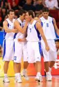 图文-[奥运]中国男篮77-91希腊 希腊拿下比赛胜利
