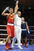 81公斤级张小平晋级决赛