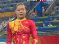 视频-中国体操女队程菲出场 动作完美无懈可击