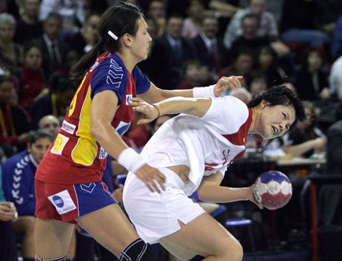 图文-女手世锦赛中国29-31罗马尼亚 刘晓妹PK尼尔古