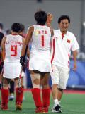 图文-女子曲棍球中国队晋级决赛