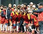 女垒挑战赛中国夺冠