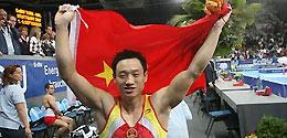 谁能08奥运夺冠