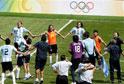 Foot (H) : l'Argentine conserve le titre