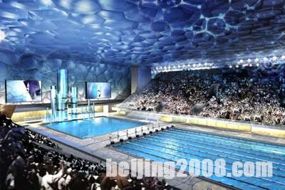 Nationales Schwimmstadion