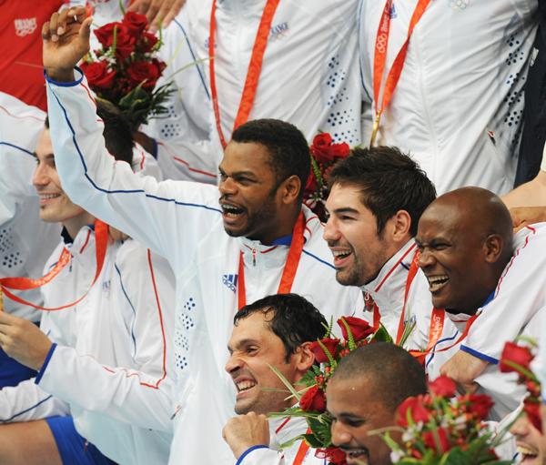 奥运会男子手球决赛