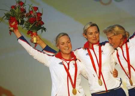 奥运帆船帆板金牌回顾
