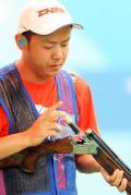 图文-中国选手李亚军决赛