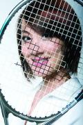 """图文-""""玺""""出望外的网球宝贝 网球让我更美丽"""