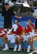 网球男双1/4决赛
