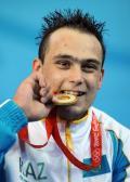 图文-男子举重94公斤级决赛赛况