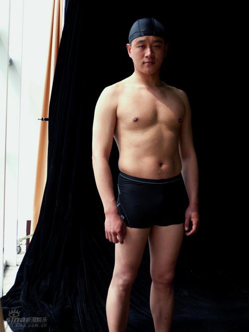 图文-24位电影明星化身体育健儿 佟大为