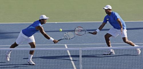 图文-奥运会网球比赛精彩瞬间回顾 确保万无一失