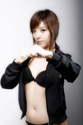 艺校美女梦想拳力出击跆拳宝贝最爱选手的帅气