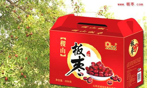 运城美食:稷山板枣(图)