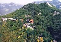 千佛山为济南三大名胜 名列山东七大风景区之一