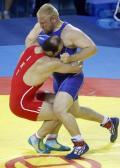 图文-奥运会自由式摔跤回顾 进攻势不可挡