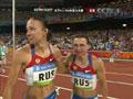 女子4x100俄罗斯收金