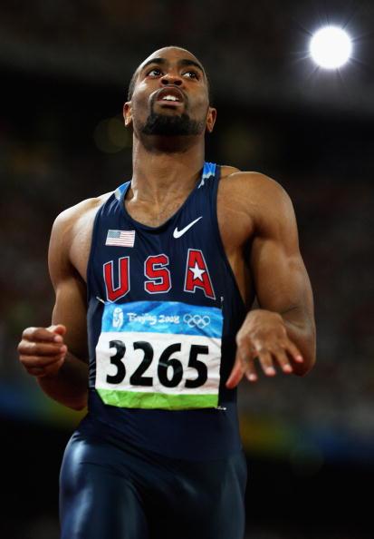 图文-男子一百米半决赛比赛 盖伊状态很一般