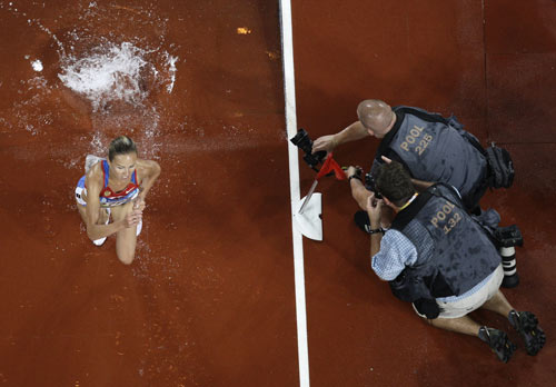 女子3000米障碍决赛