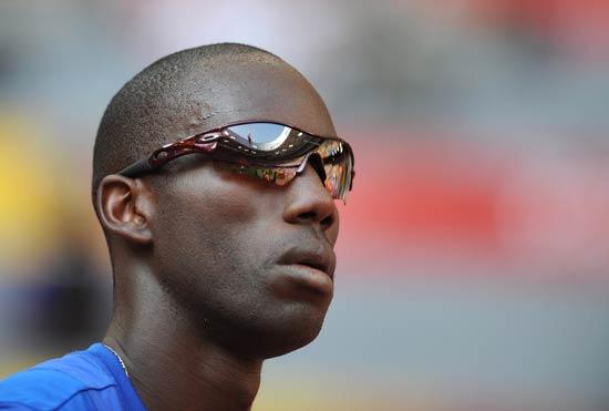 图文-奥运会男子400米预赛 我眼中的鸟巢
