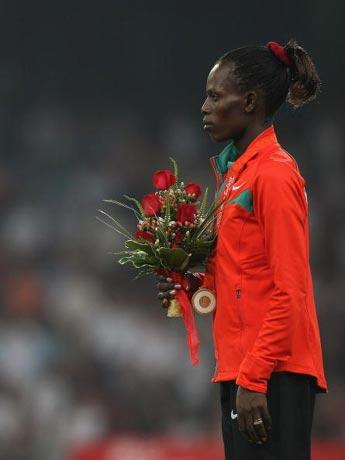 女子800米决赛