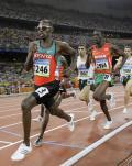 男子800米肯尼亚夺金