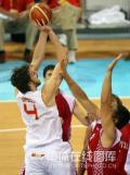 男篮西班牙72-59克罗地亚