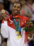 图文-[女篮决赛]美国92-65澳大利亚 她的金牌真多