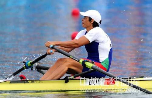 赛艇女子单人双桨决赛
