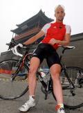 各国自行车队训练