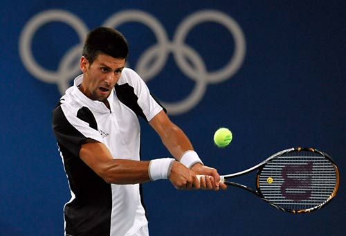 网球德约科维奇_中网公开赛德约科维奇卫冕中网男单冠军
