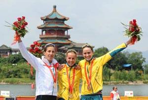 女子铁人三项赛澳大利亚选手夺冠邢琳仅获第40