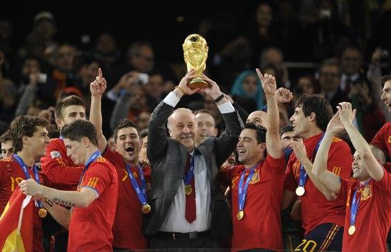 博斯克:罗本险让我们付出代价西班牙靠美丽足球称雄