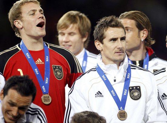 克洛泽世界杯进球率超大罗233分钟将成生涯永远遗憾