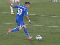 意大利2-3斯洛伐克夸利雷拉
