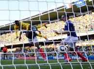 南非2-1法国 库马洛