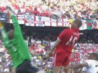 德国4-1英格兰 厄普森