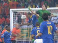 巴西1-2荷兰 乌龙
