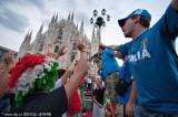 为意大利而欢呼