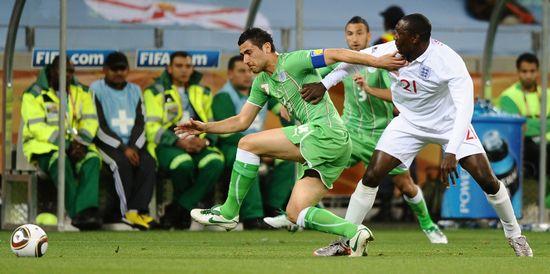 图文-[小组赛]英格兰VS阿尔及利亚赫斯基反抢