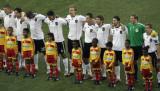 德国球员唱国歌