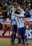 阿根廷人放开了