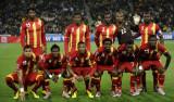 加纳队首发11人