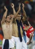 巴拉圭球员谢球迷