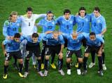 乌拉圭队首发
